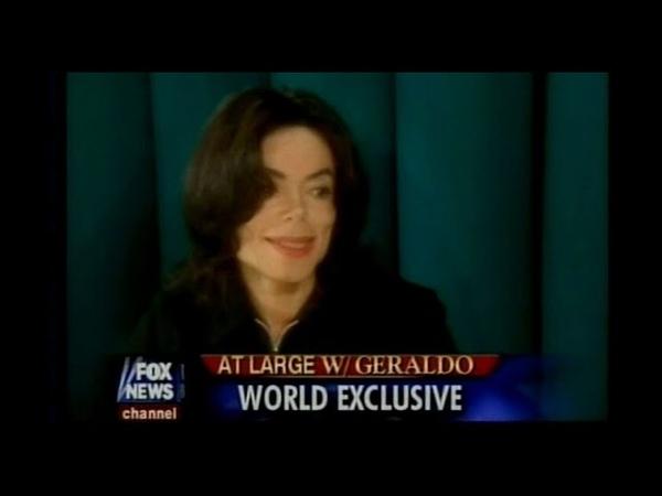 Michael Jackson Interview With Geraldo Rivera 2005 rus