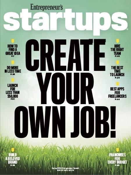 Entrepreneur's Startups Spring 2019