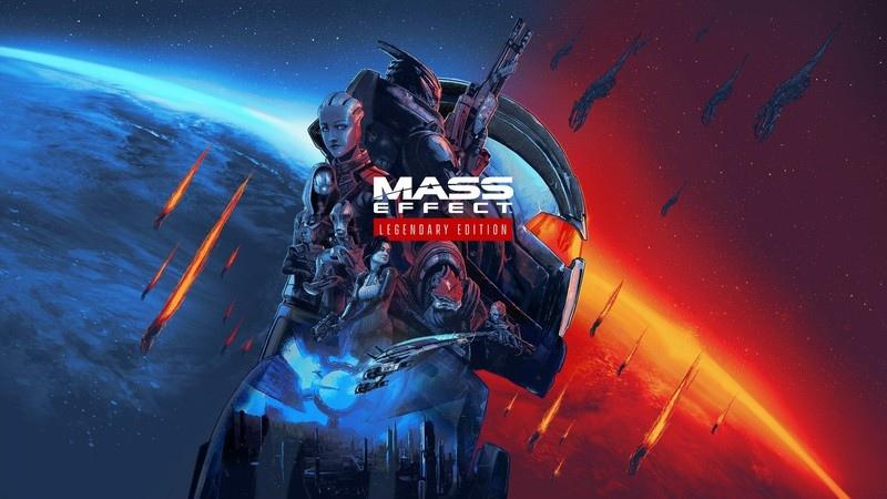 Анонс ремастеров Mass Effect