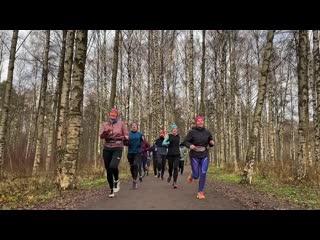 Открытая тренировка по бегу