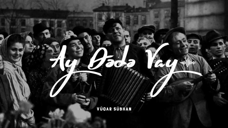 Vuqar Subhan - Vay Dede Vay | Live Version | Orginal Music