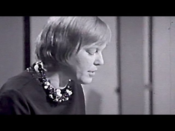 Ingeborg Bachmann reads 'Alle Tage' Every Day 1961 cc Eng Deutsch