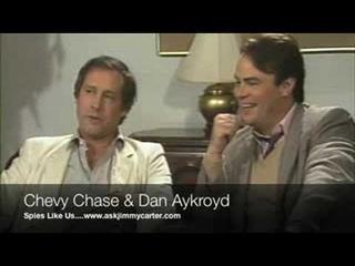 Chevy Chase & Dan Aykroyd:Spies Like Us