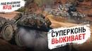 СУПЕРКОНЬ ВЫЖИВАЕТ - Под Высоким КПД №140 - от Evilborsh World of Tanks