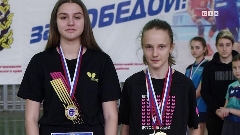 Хасанские теннисисты стали медалистами