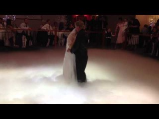 PHP Wedding DJs - Spectacular Dry Ice 'Walking On Clouds' Effect - 1