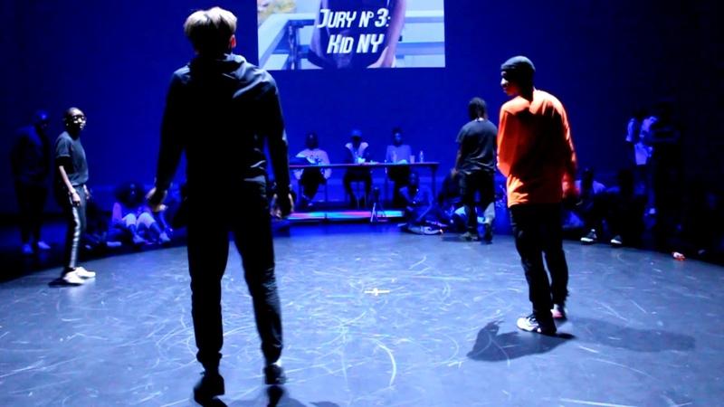 Battle DYS 4 Concept 2 Pool Youyou bboy bloo vs Wood Minho