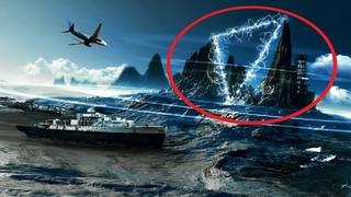💣 Самые ЗАГАДОЧНЫЕ исчезновения! Без следа пропадают поезда, корабли, самолеты И ВСЕ пассажиры.