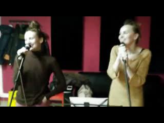 Ольга Беляева и Наталия Быстрова