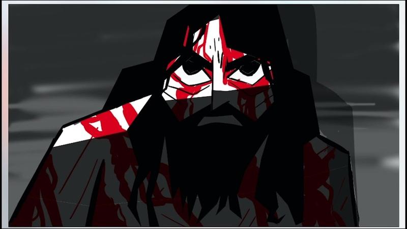 Samurai Jack S04E03 Animatic