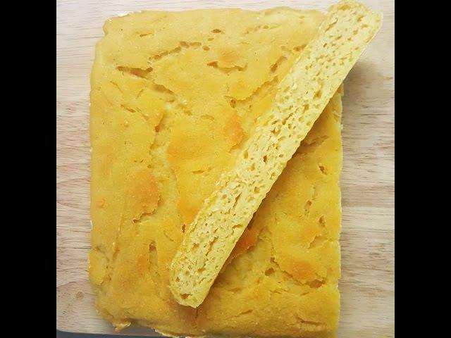 Детский хлеб без глютена кукурузный хлеб на закваске