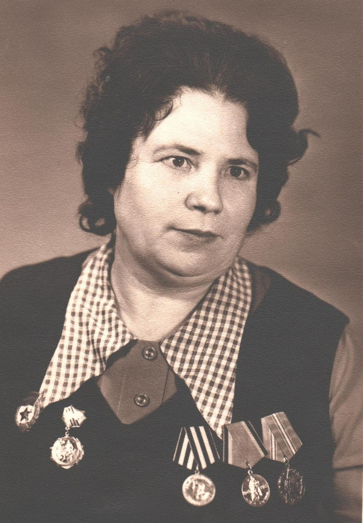 Агаркова Клавдия Андреевна