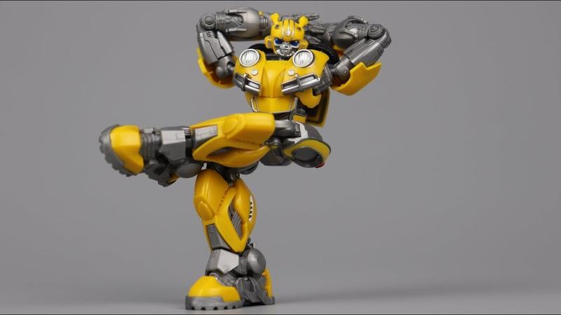 开盒分享 小号手模型TRUMPETER 拼装版 大黄蜂BUMBLEBEE
