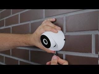 Обзор комплекта видеонаблюдения EZ-IP на базе камеры  EZ-HAC-B2A21P и видеорегистратора EZ-XVR1B04H