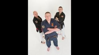 Full version of shochu geiko seminar by master Kevin Pell 9th dan