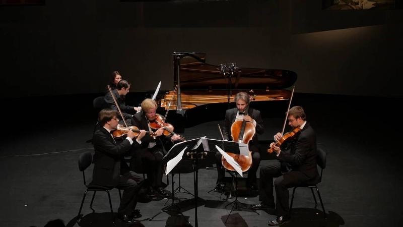 The Zemlinsky Quartet Nikita Mndoyants play Mndoyants