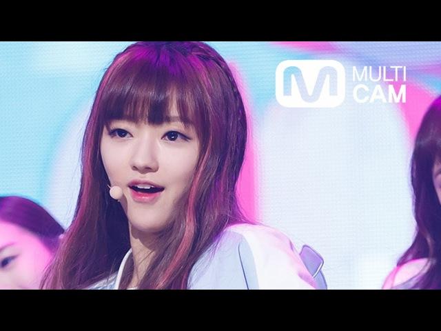 [Fancam] Yoo A of OH MY GIRL(오마이걸 유아) CUPID @M COUNTDOWN Rehearsal_150430