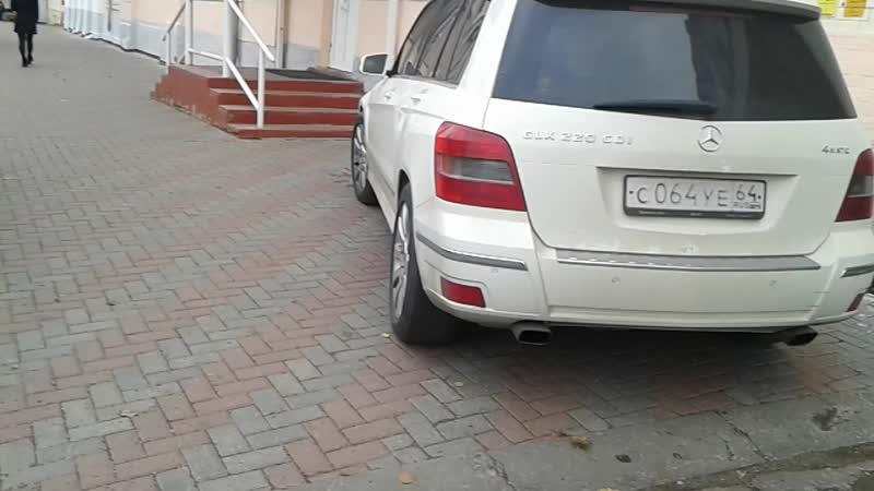 автохамы58rus автохам тротуар
