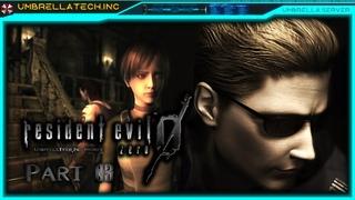 Resident Evil 0 (Zero) - Hardcore 03 - Темные комнаты