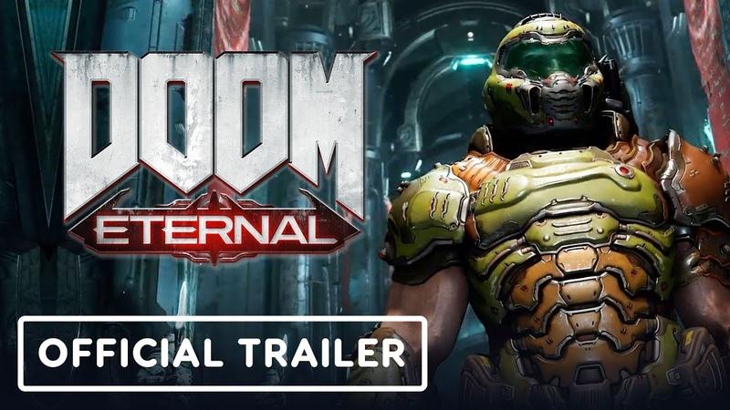 DOOM Eternal Official Launch Trailer