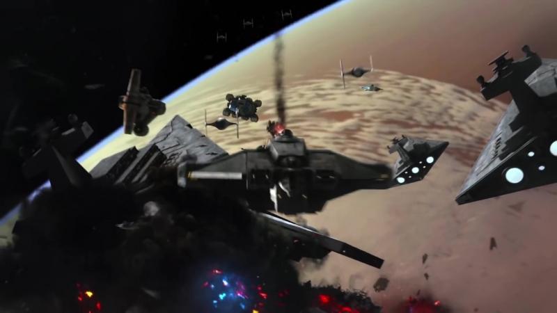 Звездные войны Повстанцы 4 сезон Русский трейлер 3 2018