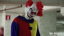 Приколы и Розыгрыши 2015 Клоун Убийца Ужасы 2015 Killer clown Scare prank