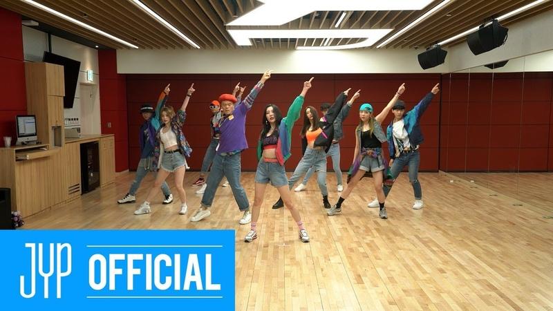 박진영 J Y Park When We Disco Duet with 선미 Dance Practice Video