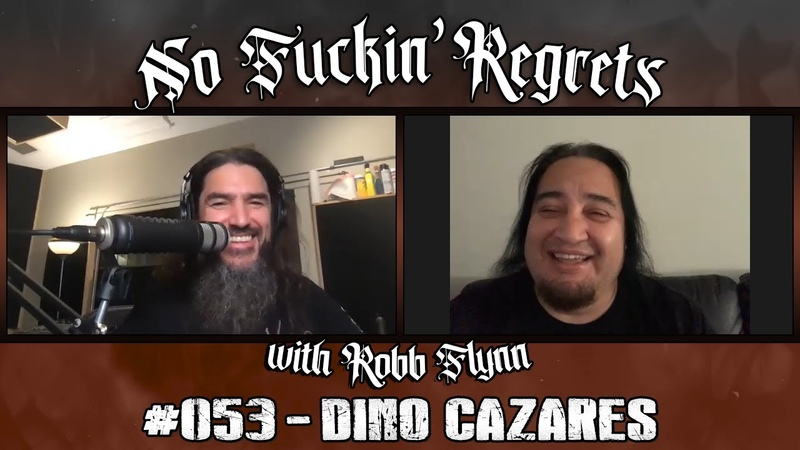NFR 053 - Dino Cazares (Fear Factory, Divine Heresy, Brujeria)