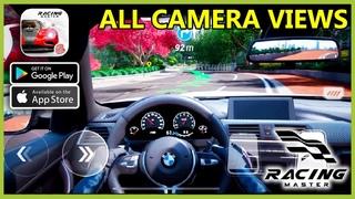 Racing Master All Camera Views Gameplay (Cockpit View)