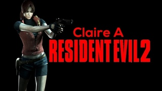 Resident Evil 2 Claire Redfield Финал!!!