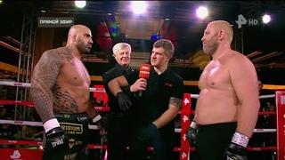 Сергей Харитонов против Фернандо Родригеса | Полный бой