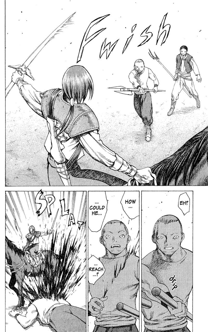 Claymore, Chapter 16, image #28