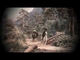Адыгская (черкесская) походная песня .