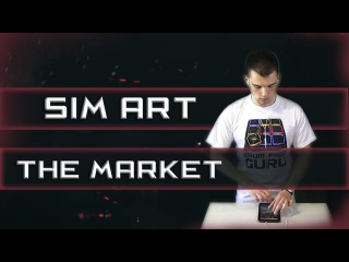 SIM ART - The market (Trap Drum Pads Guru)