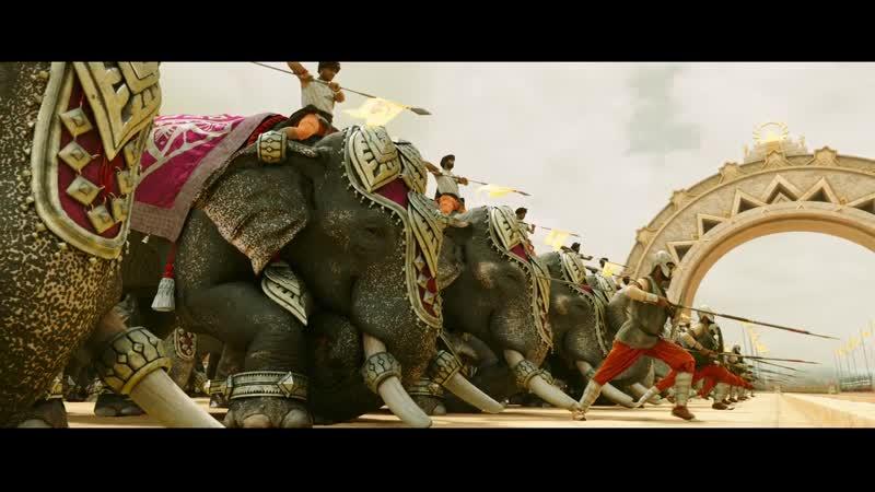 Shivam Kaala Bhairava Lyrical Baahubali 2 No Official Video