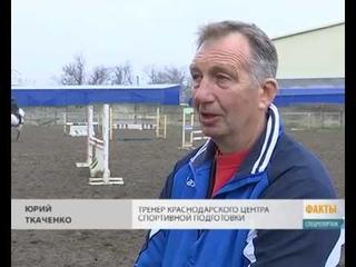 """Спецрепортаж: Развитие конного спорта (Телеканал """"Кубань 24"""")"""