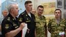 Открытие выставки личных дел наших героев-победителей 255-ой морской стрелковой Таманской бригады