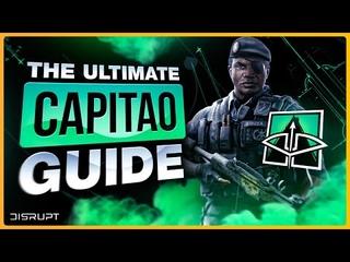 How To Play Capitao in 2021 - Rainbow Six Siege Tips & tricks