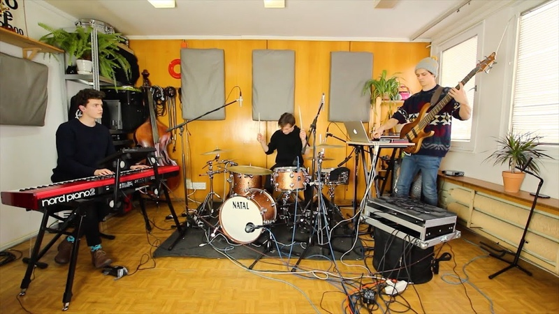 Immortal Onion 'Torpor' Rehearsal Room Sesh