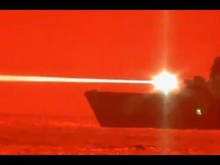 Появились кадры испытаний лазерного оружия для уничтожения воздушных целей
