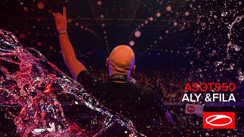 Aly Fila live at A State Of Trance 950 Jaarbeurs Utrecht The Netherlands