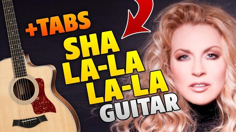 Fun Factory Sha La La La La 12 O'Clock MIX fingerstyle guitar cover with free tabs