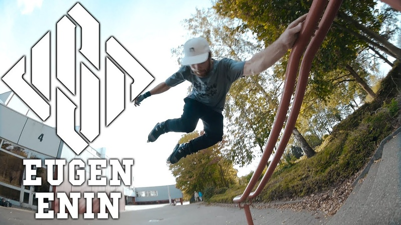 Eugen Enin - Freestyle Sessions - USD Skates