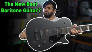 The Best Baritone Guitar On The Block? Gretsch Electromatic Baritone