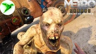 Metro: Exodus - Enhanced Edition #12 🎮 Жара, песок, гули