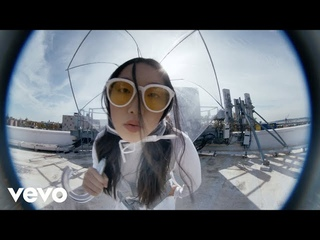 AUDREY NUNA - Comic Sans (Official Video) ft. Jack Harlow