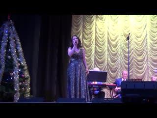 Татьяна Кармалеева - Моя любовь (Сергиево-Посадский оркестр)