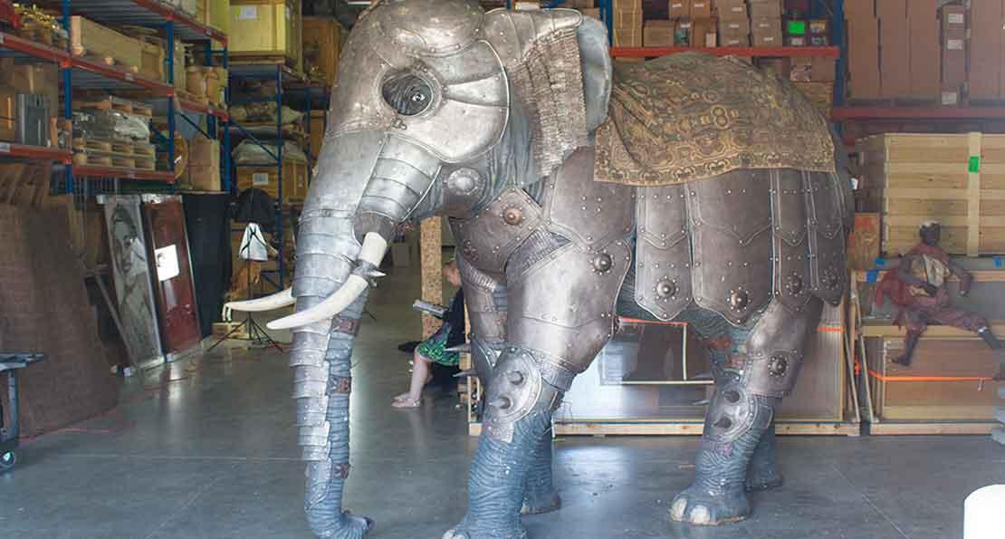 Броня слонов