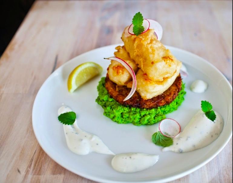 Лучшие вегетарианские рестораны мира, изображение №9
