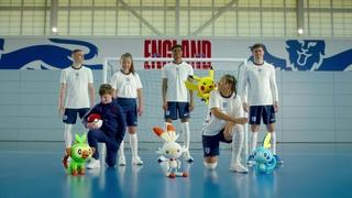 UK: Master The Ball with Pokémon & England Football